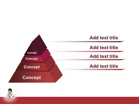 Kid Learning PowerPoint Template Slide 12