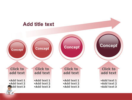 Kid Learning PowerPoint Template Slide 13