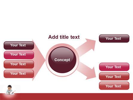 Kid Learning PowerPoint Template Slide 14