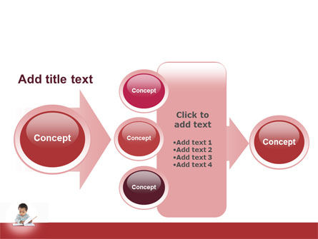 Kid Learning PowerPoint Template Slide 17