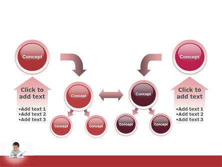 Kid Learning PowerPoint Template Slide 19