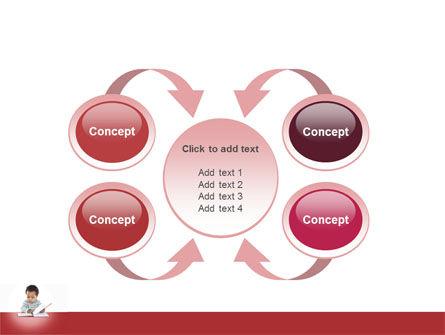 Kid Learning PowerPoint Template Slide 6