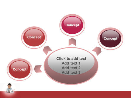 Kid Learning PowerPoint Template Slide 7