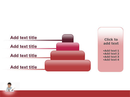 Kid Learning PowerPoint Template Slide 8