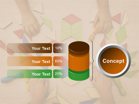 Mosaic PowerPoint Template Slide 11