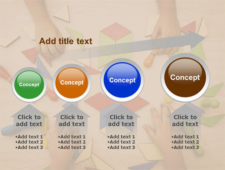 Mosaic PowerPoint Template Slide 13