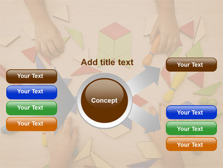 Mosaic PowerPoint Template Slide 14