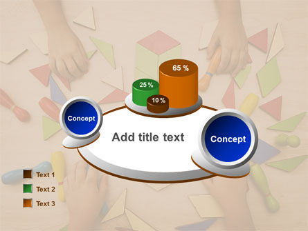 Mosaic PowerPoint Template Slide 16