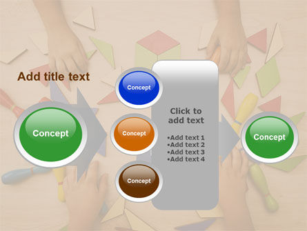 Mosaic PowerPoint Template Slide 17