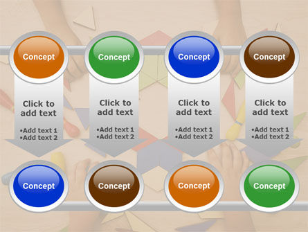 Mosaic PowerPoint Template Slide 18