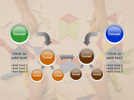 Mosaic PowerPoint Template Slide 19