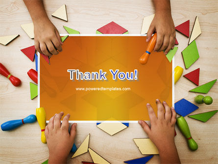 Mosaic PowerPoint Template Slide 20