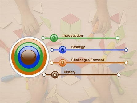 Mosaic PowerPoint Template, Slide 3, 03766, Education & Training — PoweredTemplate.com