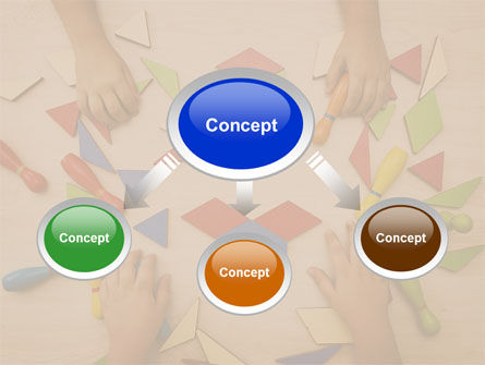 Mosaic PowerPoint Template Slide 4