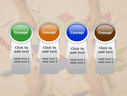 Mosaic PowerPoint Template Slide 5