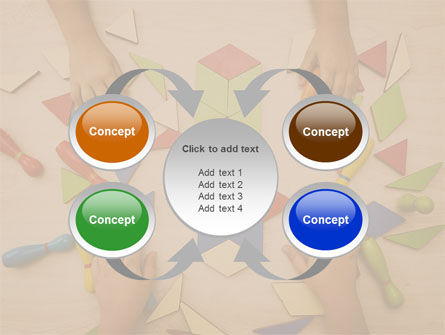 Mosaic PowerPoint Template Slide 6