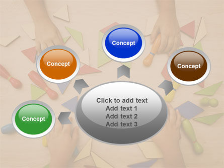 Mosaic PowerPoint Template Slide 7