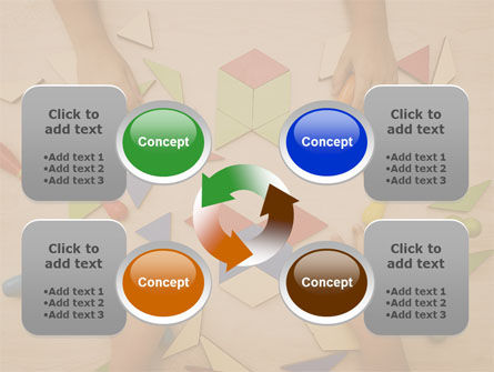 Mosaic PowerPoint Template Slide 9