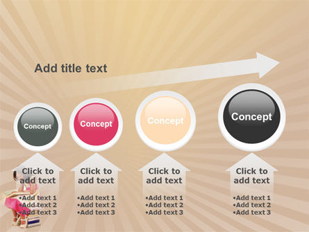 Reading Book PowerPoint Template Slide 13