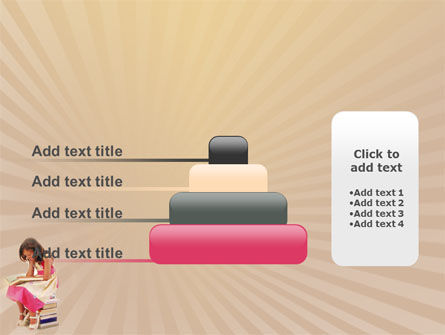 Reading Book PowerPoint Template Slide 8