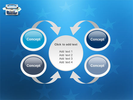 European Banking PowerPoint Template Slide 6