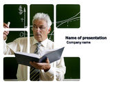 Lecturer PowerPoint Template#1