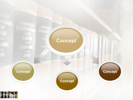 Law Books PowerPoint Template Slide 4
