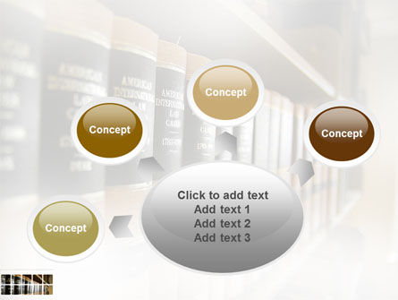 Law Books PowerPoint Template Slide 7