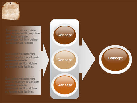 Old Paper Theme PowerPoint Template Slide 11