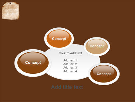 Old Paper Theme PowerPoint Template Slide 16