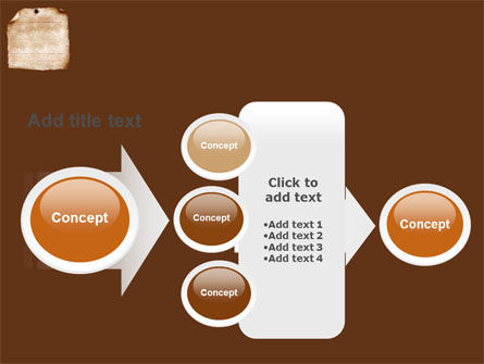 Old Paper Theme PowerPoint Template Slide 17