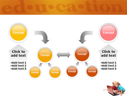 Long Distance Computer Education PowerPoint Template Slide 19