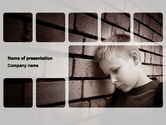 Consulting: Orphanage PowerPoint Template #03798