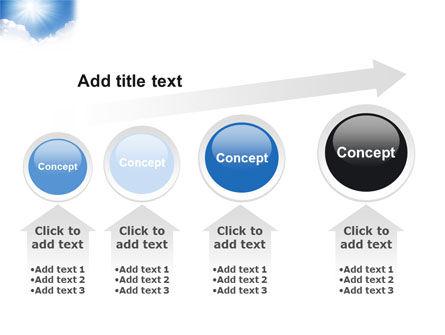 Heaven PowerPoint Template Slide 13