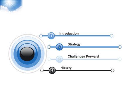 Heaven PowerPoint Template Slide 3