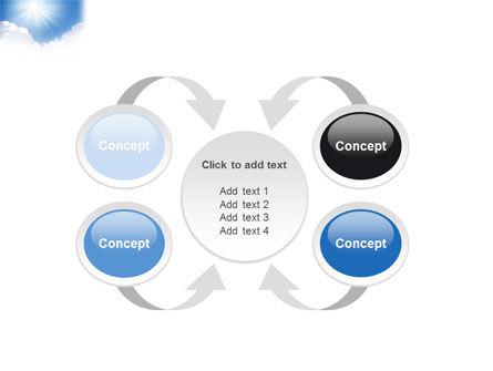 Heaven PowerPoint Template Slide 6