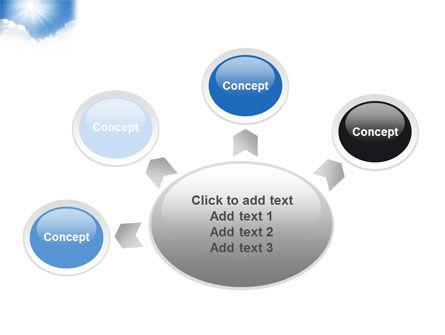 Heaven PowerPoint Template Slide 7