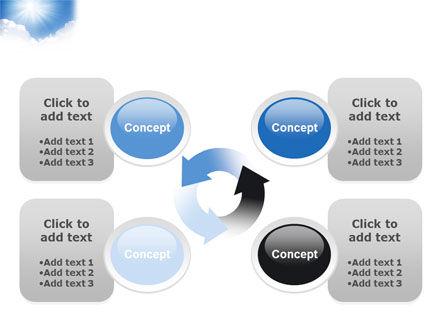 Heaven PowerPoint Template Slide 9