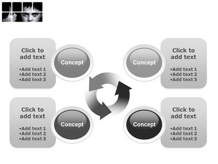Child Psychology PowerPoint Template Slide 9