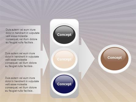 Shining Tree PowerPoint Template Slide 11