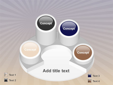 Shining Tree PowerPoint Template Slide 12
