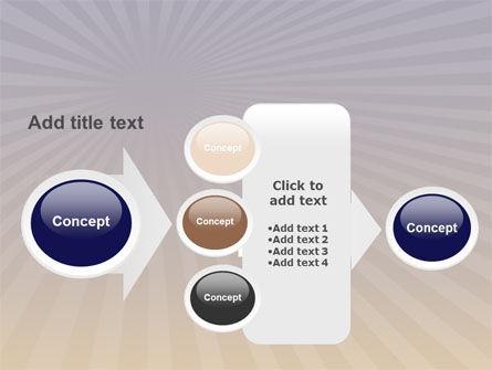 Shining Tree PowerPoint Template Slide 17