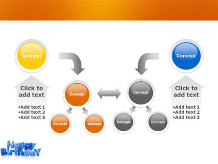 Happy Birthday PowerPoint Template Slide 20