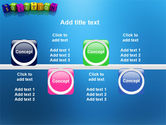 Solution 3D PowerPoint Template#19