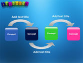 Solution 3D PowerPoint Template#4
