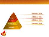 Autumn Foliage PowerPoint Template#12