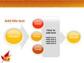 Autumn Foliage PowerPoint Template#17
