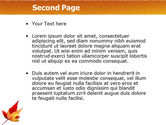 Autumn Foliage PowerPoint Template#2