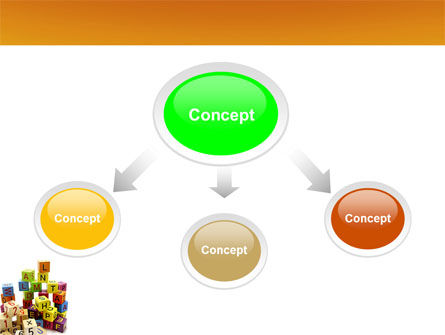 Toy Bricks PowerPoint Template Slide 4