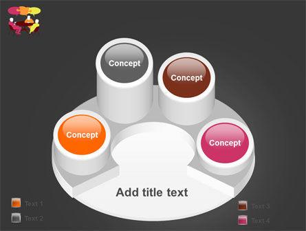 Dialogue PowerPoint Template Slide 12